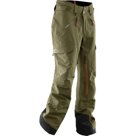 Elevenate W's Vallon Pants Turtle Green